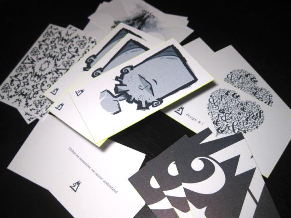 M21 2009 cards